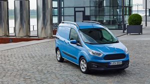 FORD TRANSIT COURIER ENTRY