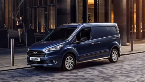 FORD TRANSIT CONNECT ENTRY