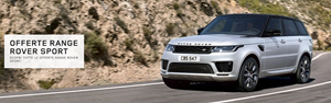 Range Rover Sport: Leasing All-in